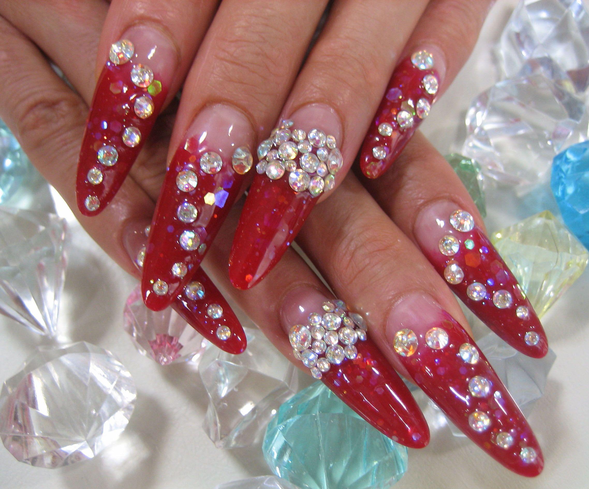 Большие фото с дизайнами для ногтей