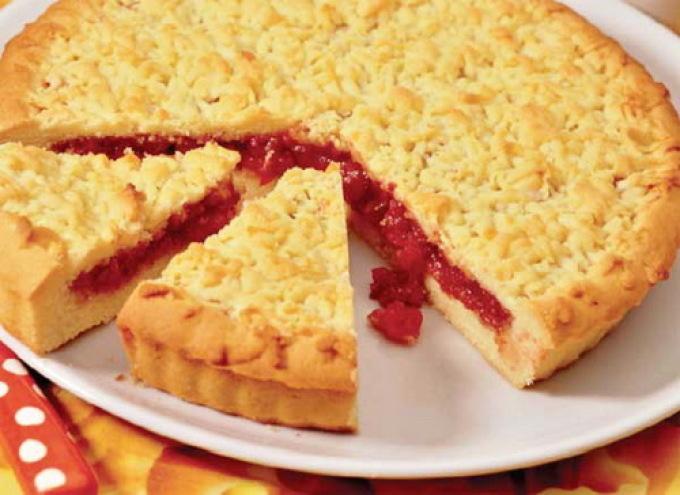 Рецепты песочных пирогов в домашних условиях с фото пошагово 852